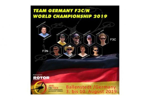National-Team Weltmeisterschaft
