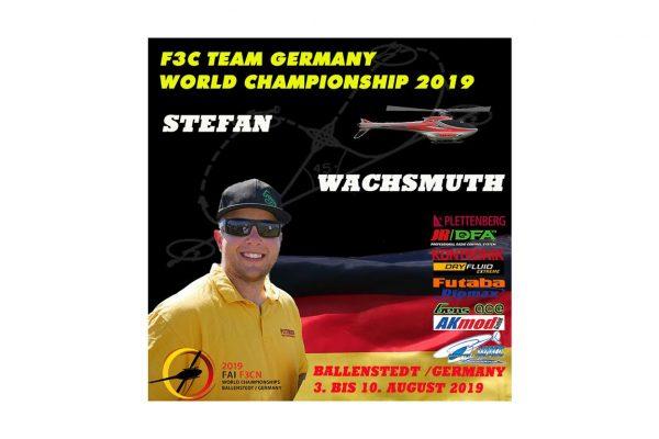 Stefan Wachsmuth deutscher Meister F3C
