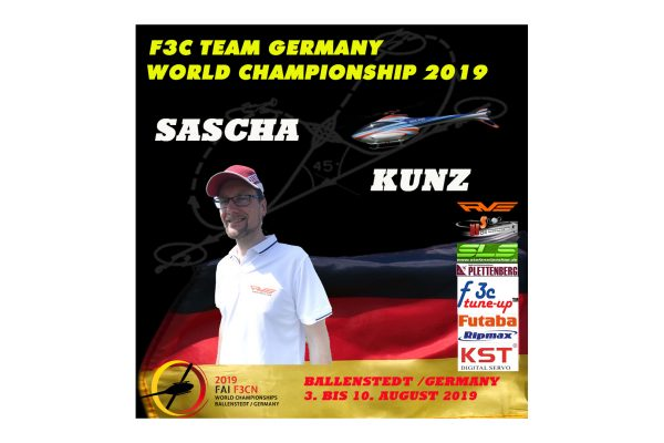 Sascha Kunz F3C Teampilot Bei RVE